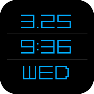 TTMMSTYLUS - Wear watch face