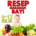 App Resep Makanan Bayi 6-12 Bulan APK for Kindle