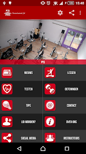 PTS - Verantwoord fit - screenshot