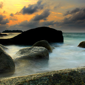 Visit Belinyu City by Endy Wiratama - Landscapes Waterscapes
