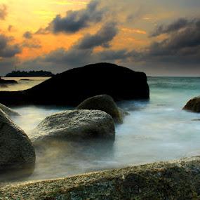 Visit Belinyu City by Endy Wiratama - Landscapes Waterscapes