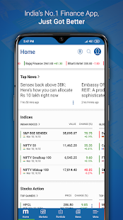 Moneycontrol – Stocks, Sensex, Mutual Funds, IPO for pc