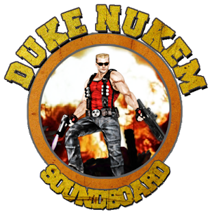 Duke Nukem Soundboard - screenshot