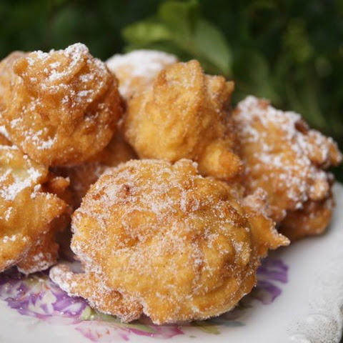 Apple Fritters ~Guest Post~