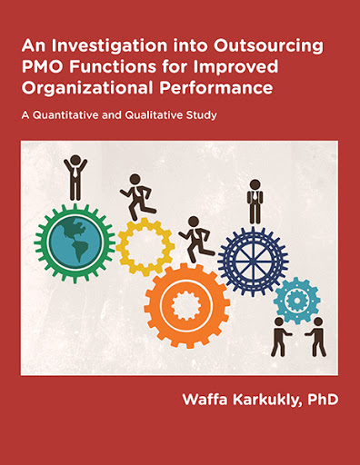Outsourcing of PMO Functions for Improved Organizational Performance cover