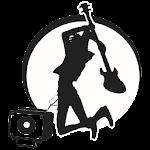 Rock music listen to online Icon