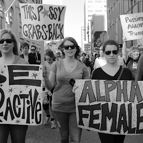 Feminists  by Paul Hopkins - People Street & Candids (  )