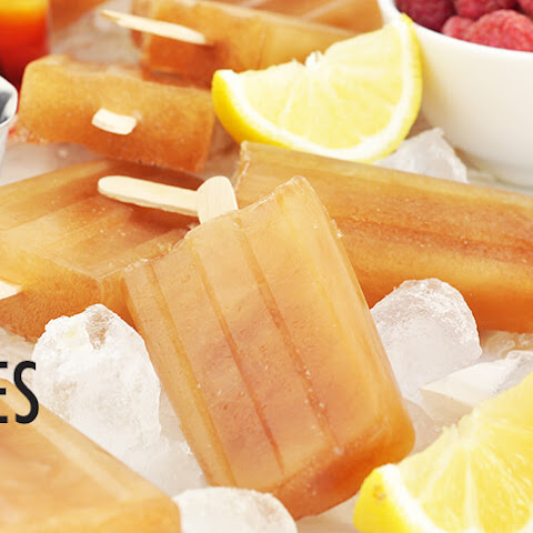 Sweet Tea Popsicles