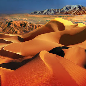 none by Elli Kraizberg - Landscapes Deserts