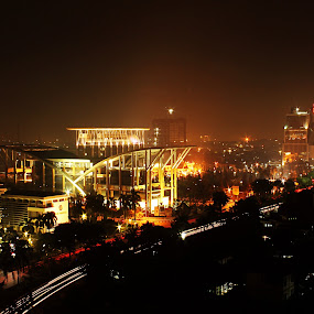the  library of  indonesia! by Tommy Firdaus - City,  Street & Park  Vistas