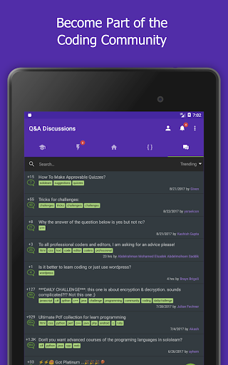 SoloLearn: Learn to Code for Free screenshot 15