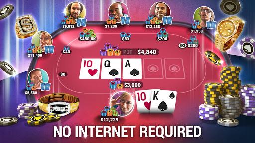 Poker World - Offline Texas Holdem