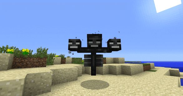 Withers for Minecraft WPs - screenshot