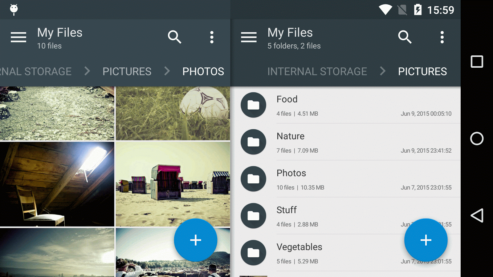 Solid Explorer File Manager Screenshot 6