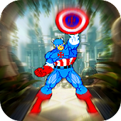 The Amazing American Captain APK for Lenovo
