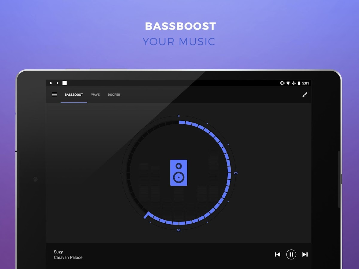 Bass Booster PRO - Music EQ Screenshot 5