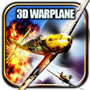 Cover art World Warplane War:Warfare sky