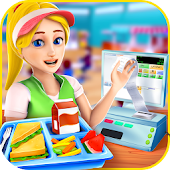 Game High School Cafe Manager APK for Windows Phone