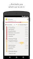Screenshot of Yandex.Metro