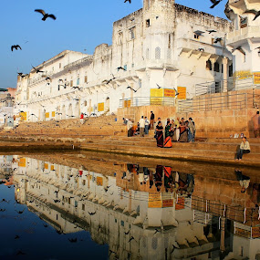 A calm morning by Pinaki Pradhan - Travel Locations Landmarks