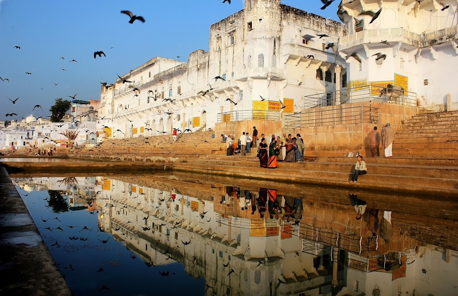 A calm morning by Pinaki Pradhan - Travel Locations Landmarks