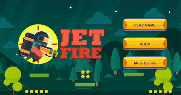 Jet Fire Super War - screenshot