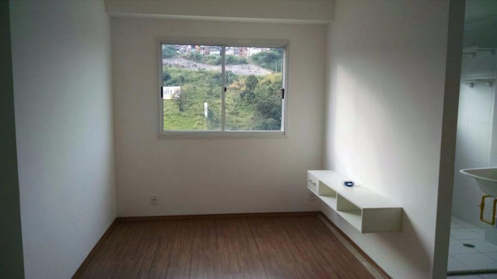 Apartamento 2 dormitórios, Centro Barueri, Inspire, Todo planejado