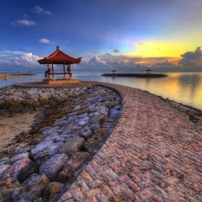 Sanur by Keril Doank - Landscapes Sunsets & Sunrises
