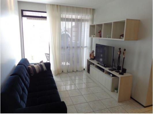 Apartamento residencial à venda, Manaíra, João Pessoa - AP5197.