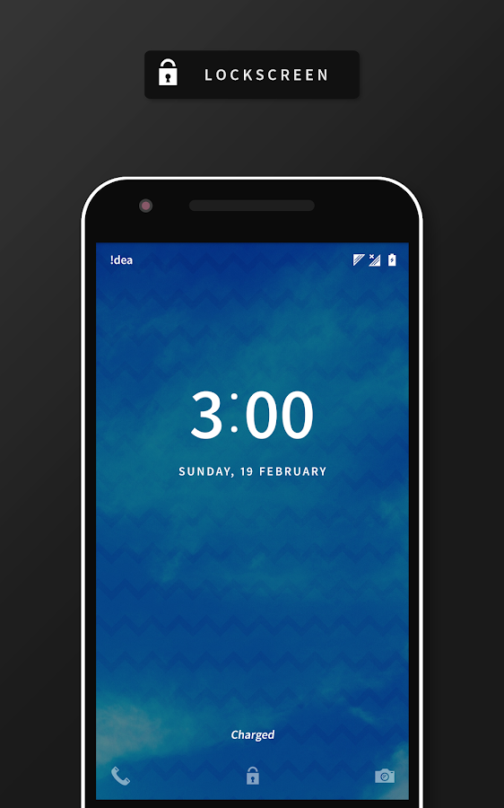 RubiQ Substratum Theme Screenshot 8