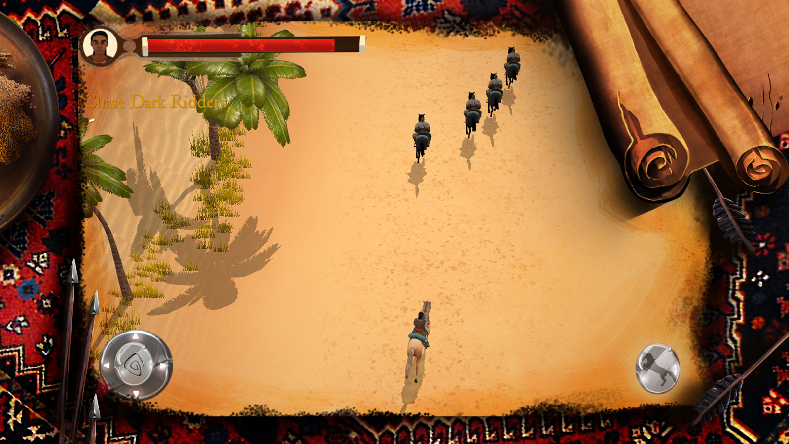 Bilal: A New Breed of Hero Screenshot 3