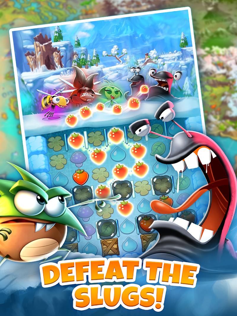 Best Fiends - Free Puzzle Game Screenshot 13