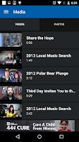 Screenshot of PRAISE 106.5