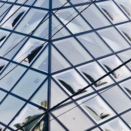 Prada store by Valentina Cantera - Buildings & Architecture Other Exteriors ( diamonds, glass, prada, omotesando, japan, asia, facade, tokyo, diamond, japanese, herzog & de meuron, architectural detail, glass art, architectural, architecture )