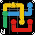Color Connect Challenge Icon