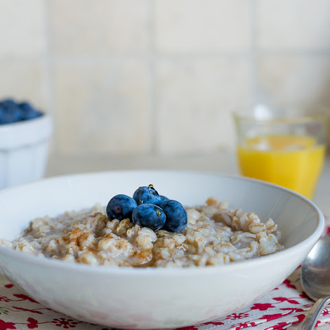 Maple Cinnamon Breakfast Farro
