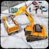 Snow Excavator Dumper Truck