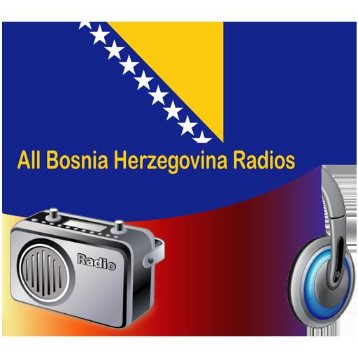 Android aplikacija All Bosnia and Herzegovina Radios - Bosna Radio FM na Android Srbija
