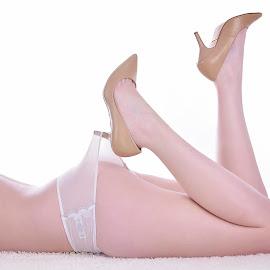 Sexy Legs by Drika Venter - Nudes & Boudoir Boudoir
