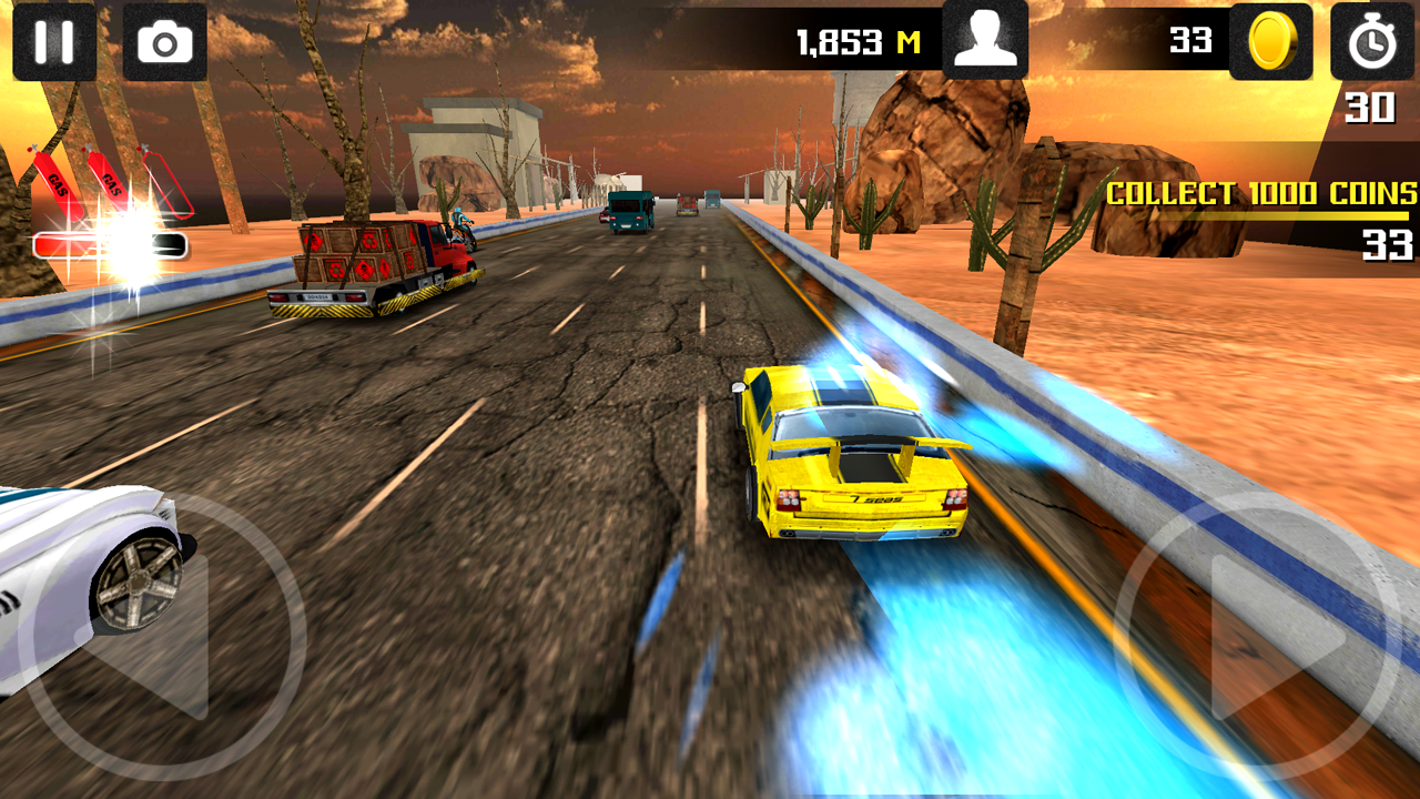Car Racing Mania 2016 Screenshot 2