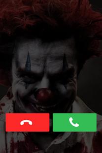 Call From Killer Clown APK for Bluestacks