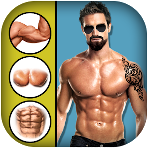 Man Fit Body Photo Editor : Man Abs Editor For PC / Windows 7/8/10 / Mac – Free Download