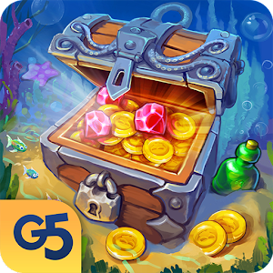 Pirates & Pearls™: A Treasure Matching Puzzle For PC (Windows & MAC)