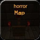 Horror Adventure map MCPE