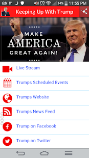 Keeping Up With Trump - screenshot