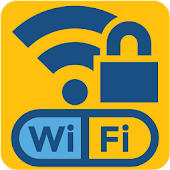 Wifi Password-Key Icon