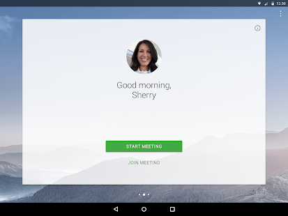Cisco WebEx Meetings APK for Bluestacks