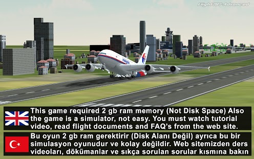 Image result for Flight 787 - Advanced game size