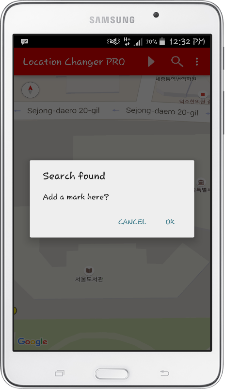 Location Changer PRO Screenshot 13