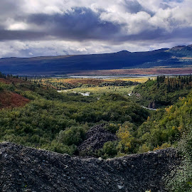 Endless Alaska by Cody Christopher - Landscapes Mountains & Hills ( mountains, backcountry, nature, alaska, wilderness )